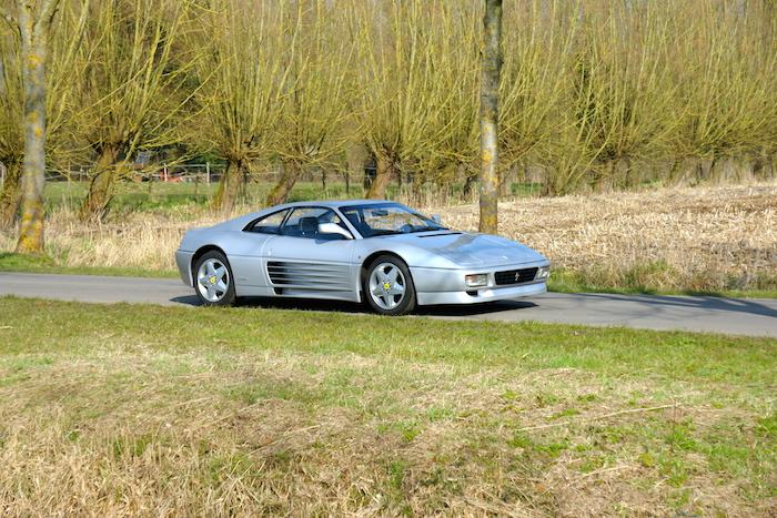 Classic Racing Cars: Our Ferrari 348 GTB